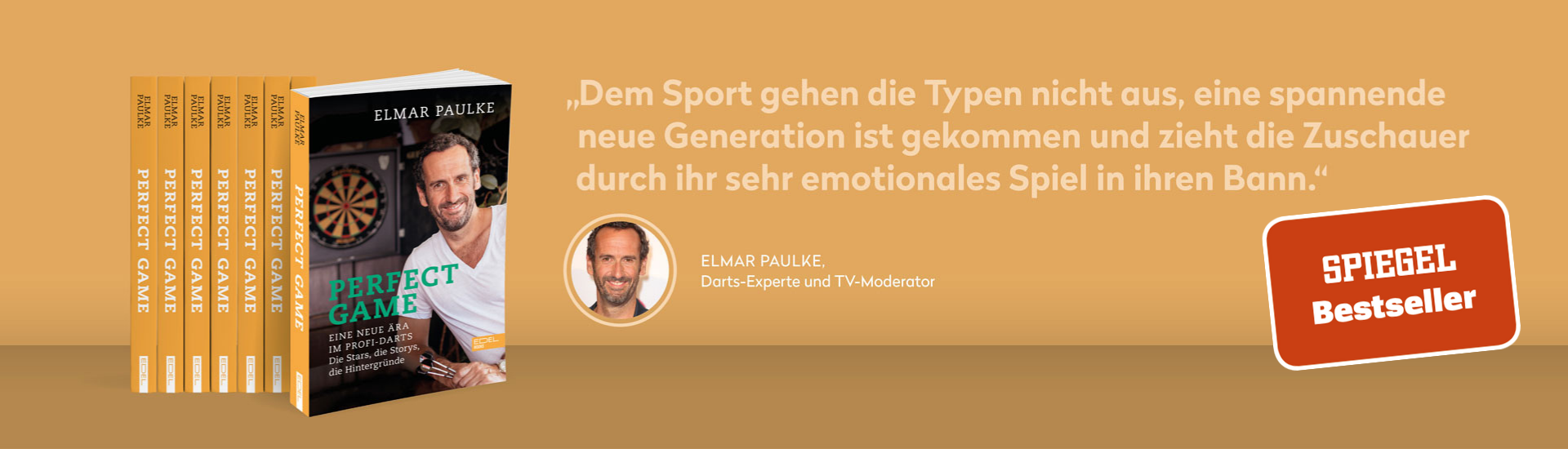 Bestsellerbanner zu Elmar Paulkes perfect game